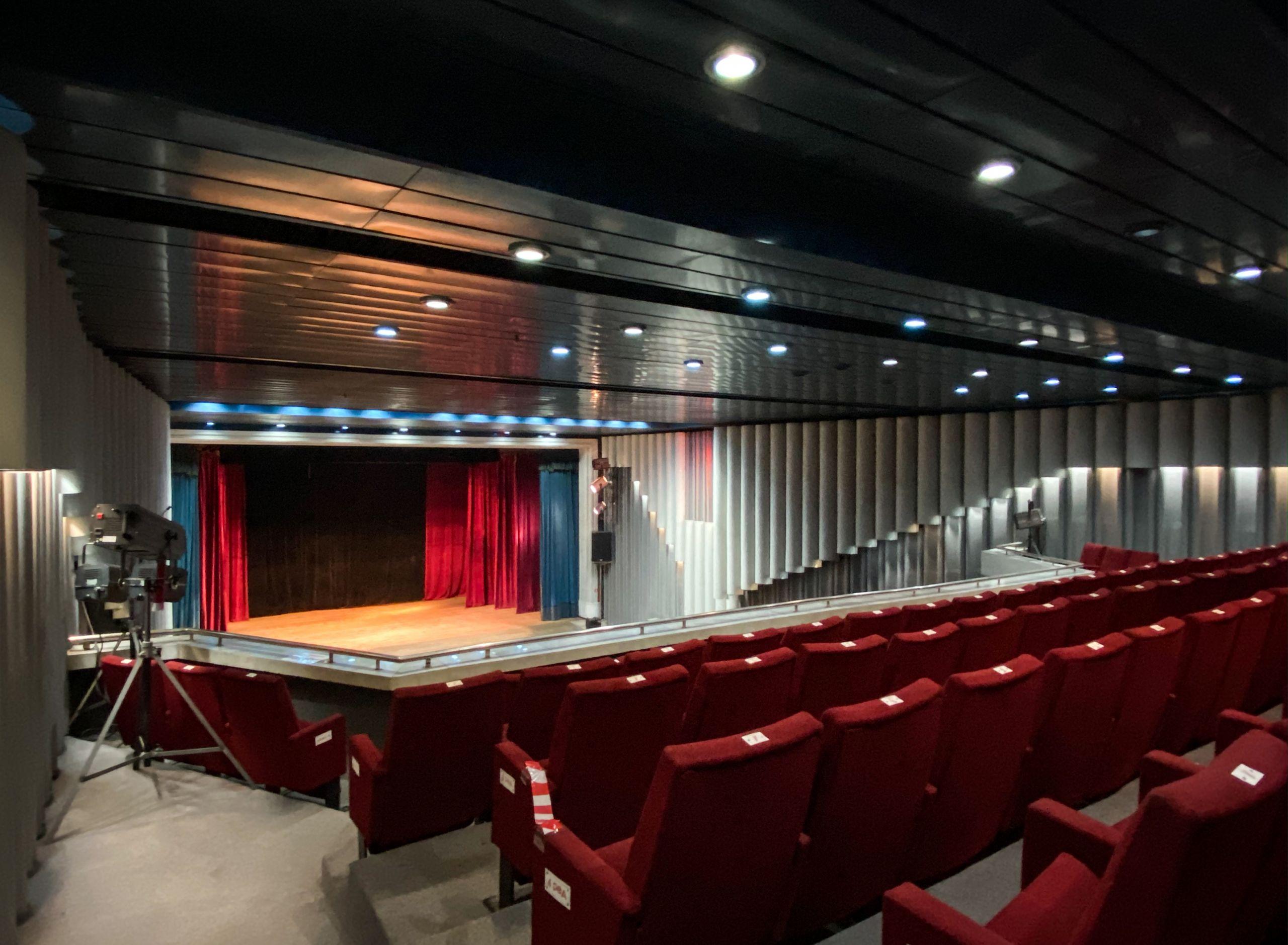 Kino Teatur Osvobojdenie 13