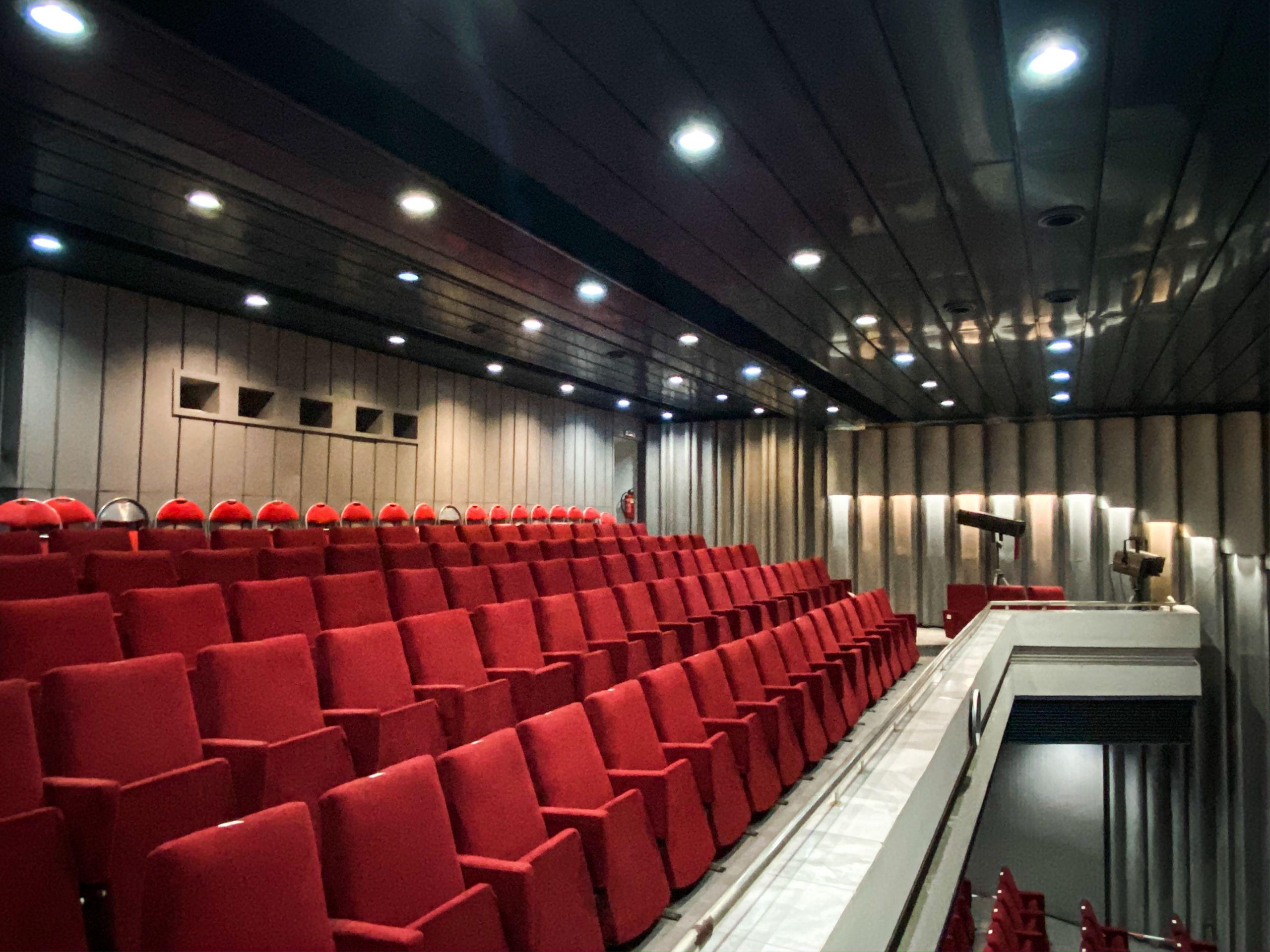 Kino Teatur Osvobojdenie 15