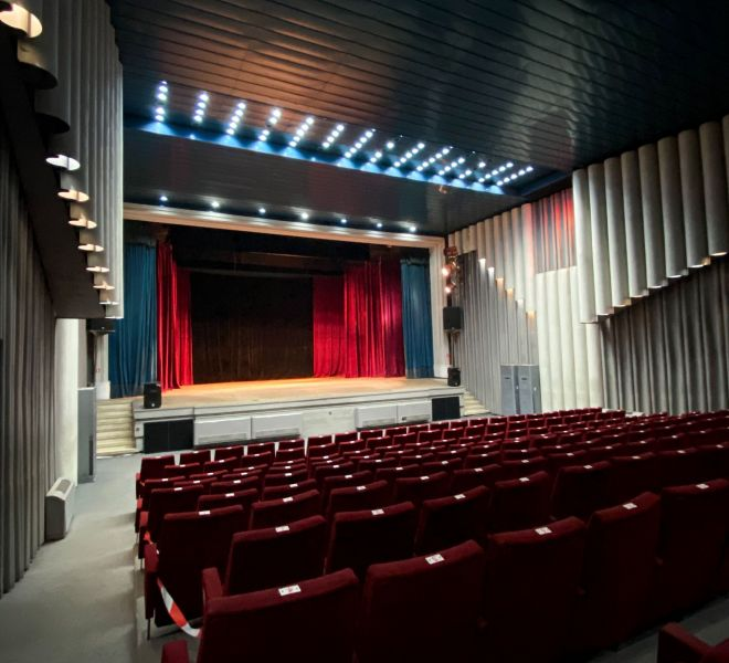 Kino Teatur Osvobojdenie 9
