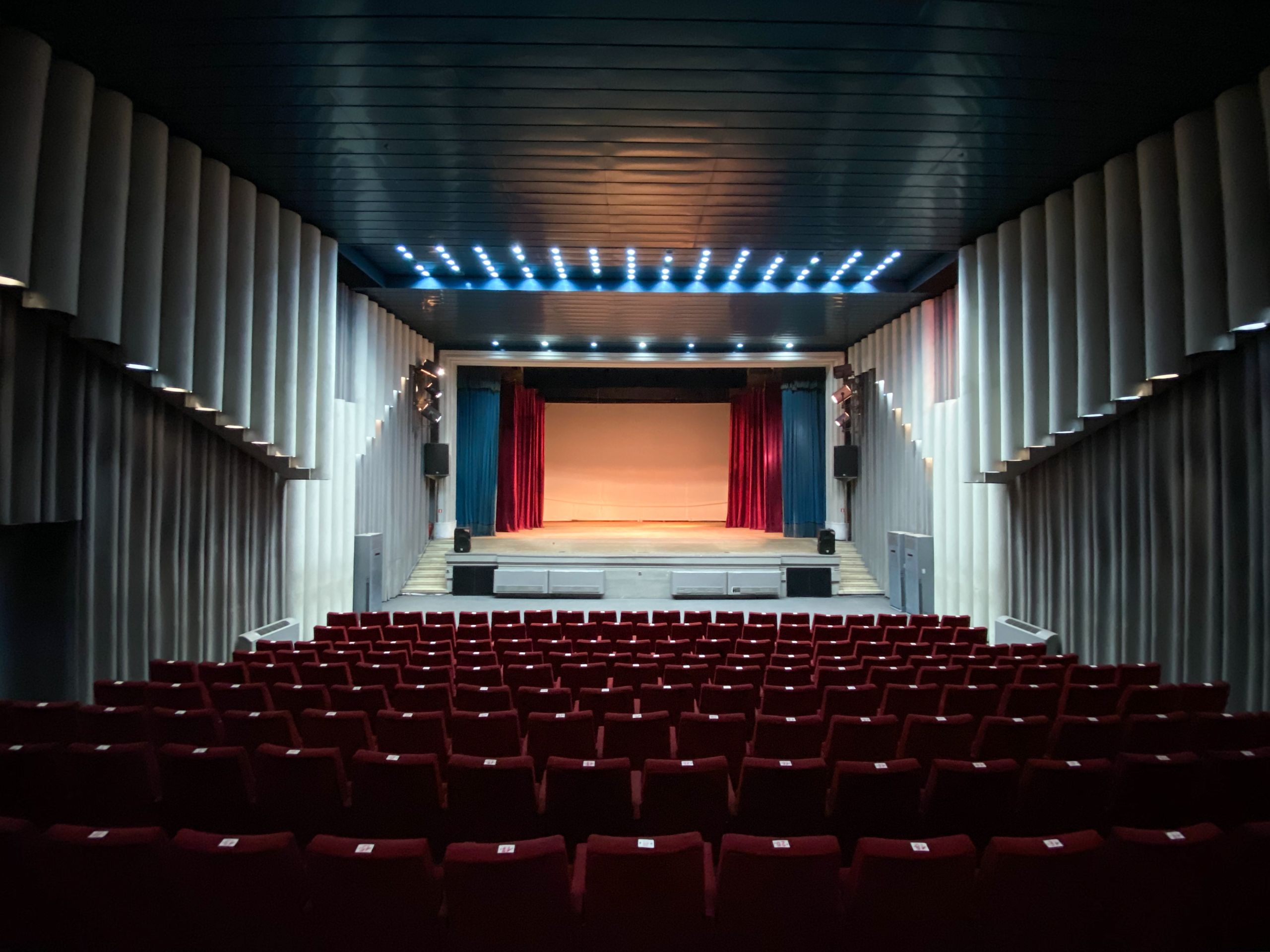 Kino Teatur Osvobojdenie 17