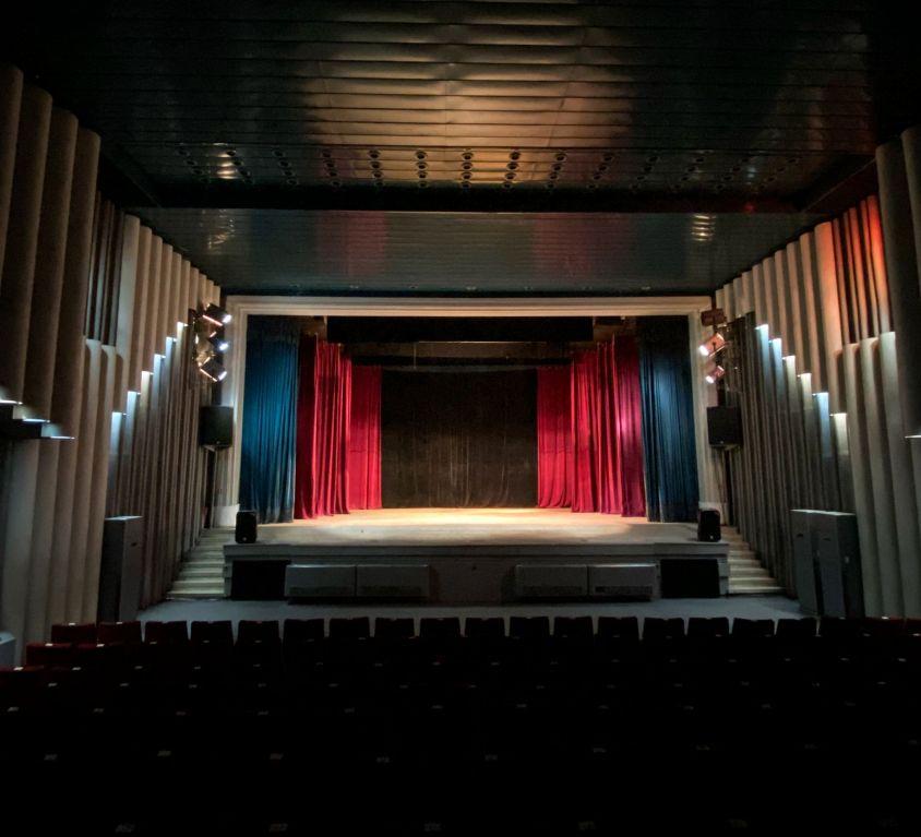 Kino Teatur Osvobojdenie 7